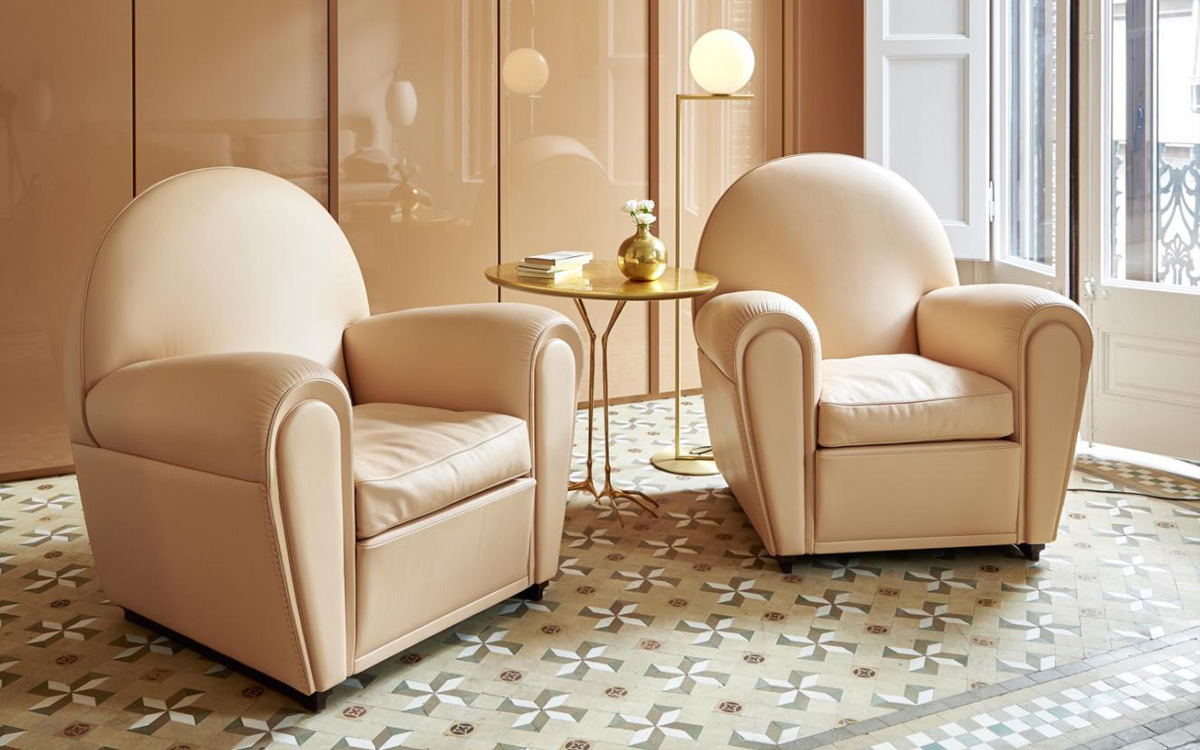 Beautiful Poltrona Frau Vanity Fair Pictures - Amazing House Design ...